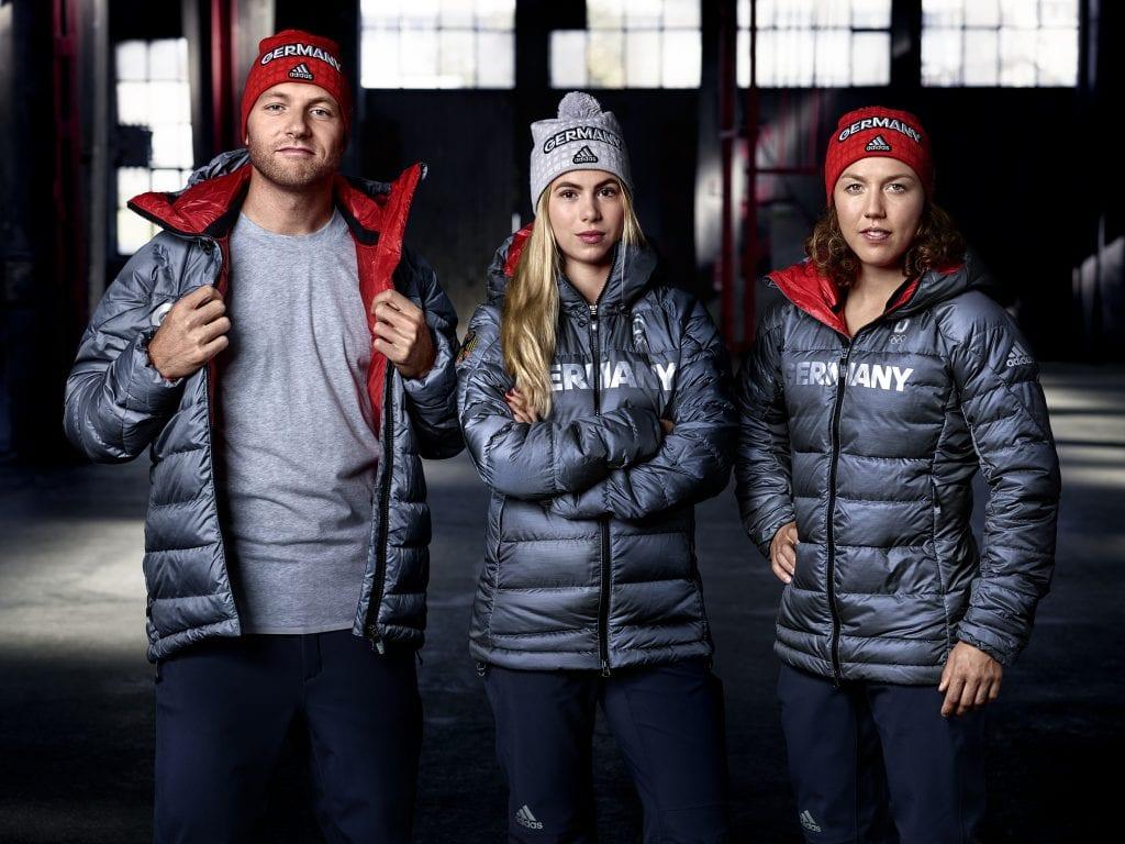 Olympia Bekleidung Adidas