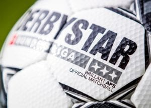 Derbystar bundesliga spielball