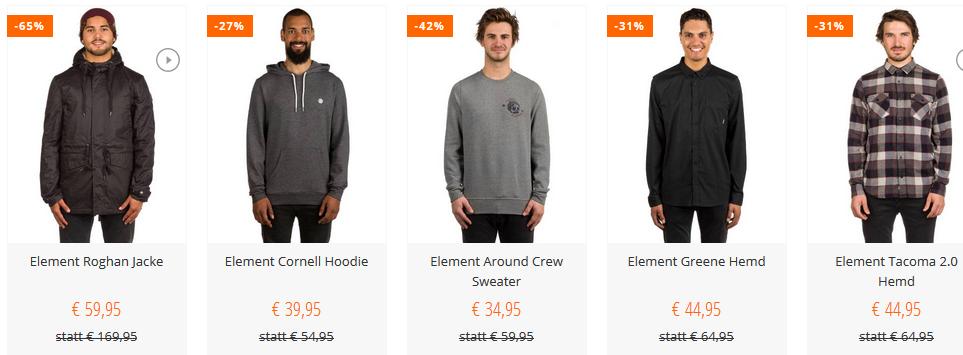 Element Sale