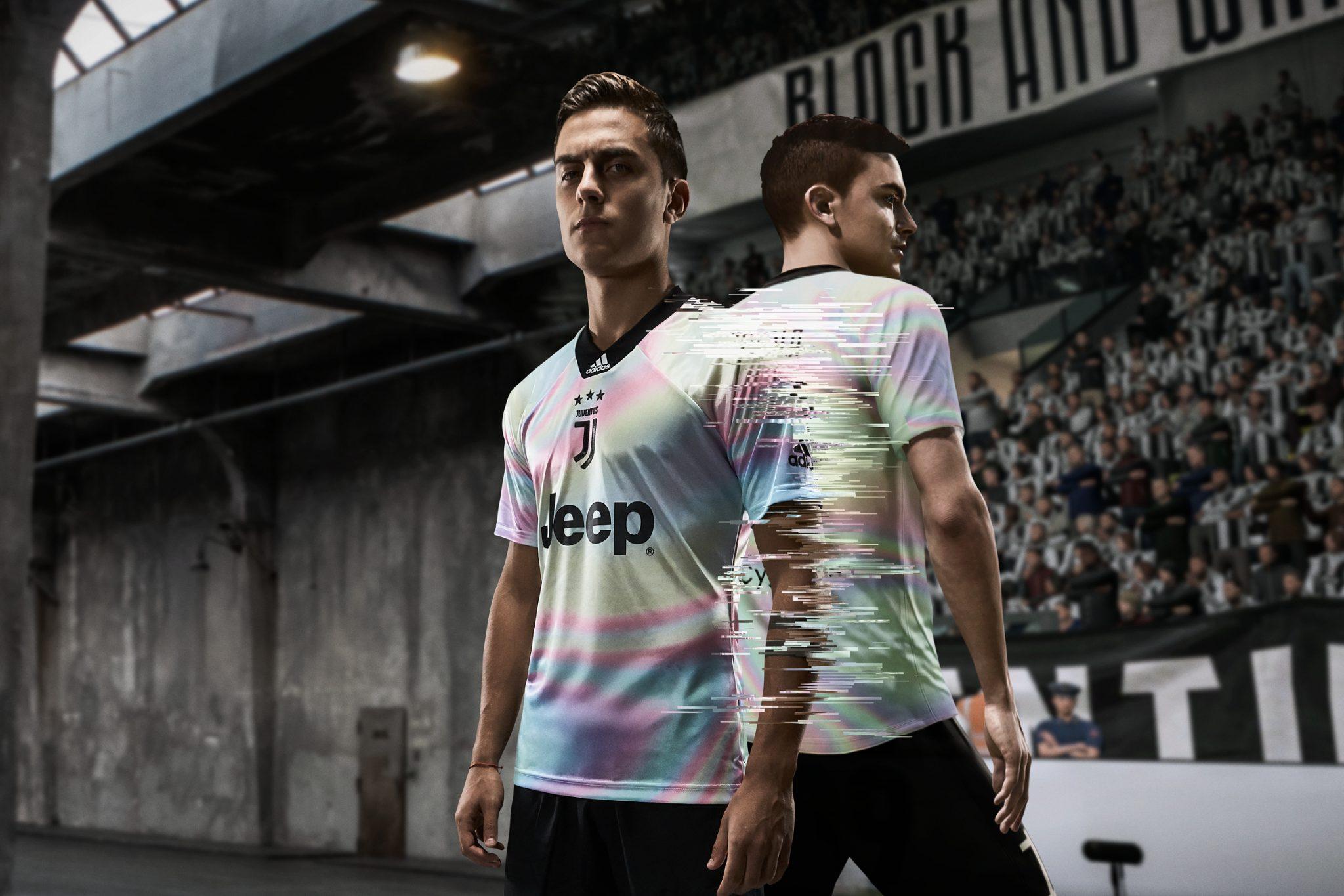 limitierte Fifa 19 Trikot Edition von Adidas und EA SPORTS